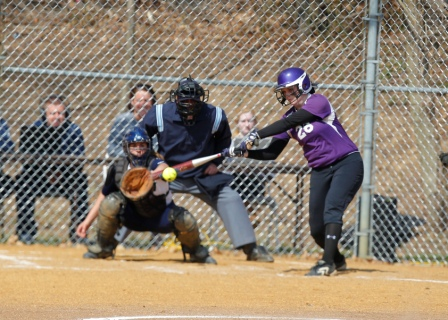 Junior Jamie Shackles is currently ranked among the NCAA Division III leaders in sacrifices.  The Royals will open Landmark Conference tournament play Friday afternoon against second-seeded Moravian College at 1:00 p.m. at Sassafras Field on the campus of Susquehanna University in Selinsgrove, Pennsylvania