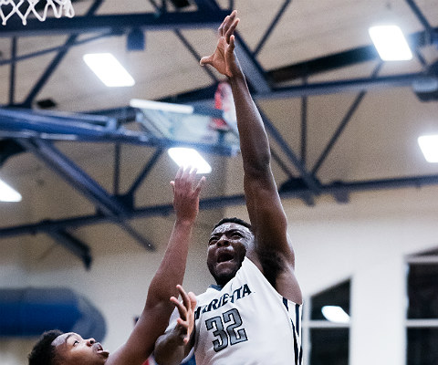 Marietta's AJ Edwards has helped lead his team to the most impressive start to the year of any team.