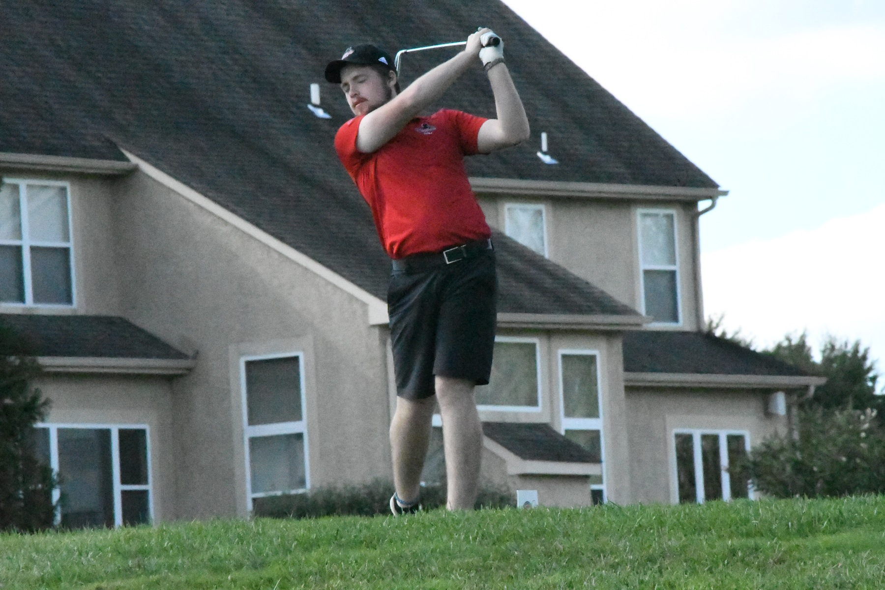 GOLFERS TAKE PART IN DEVILS CLASSIC