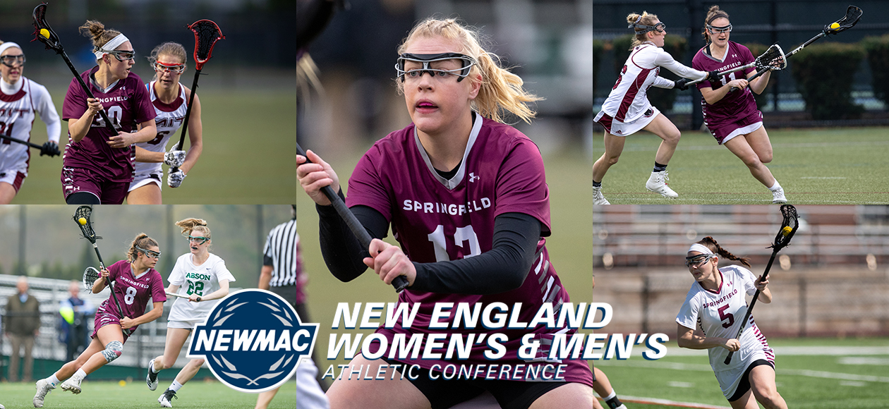 Five Student-Athletes Collect NEWMAC All-Conference Honors; Stone Named Co-Defensive Player of the Year