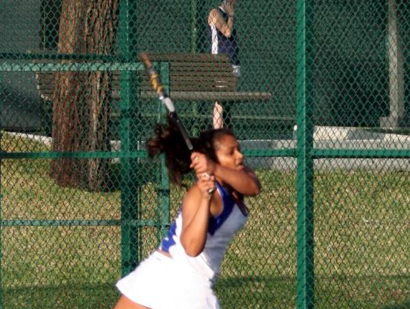 No. 9 Women's Tennis Opens 2012 With 8-1 Win Over Cal Lutheran