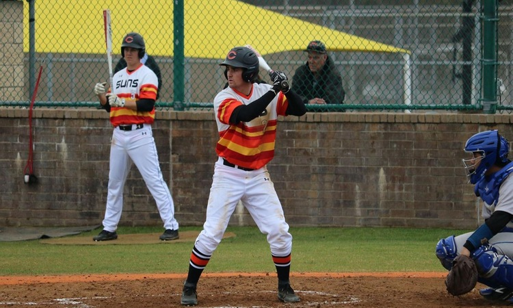 Baseball Wraps Up Mountain View Series with Two Wins
