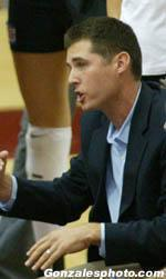 Jon Wallace Tabbed <I>Volleyball Magazine</I>'s National Coach of the Year