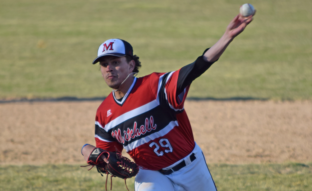 Baseball Tops Newbury Behind Santiago's Gem