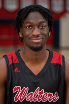 Tyler Haynes, Sophomore Forward, Walters State, TCCAA Men's Basketball Player of the Week 3/21