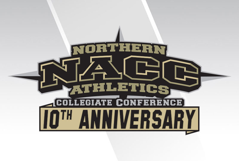 The NACC celebrates the league's 10th anniversary during the 2016-17 academic year.