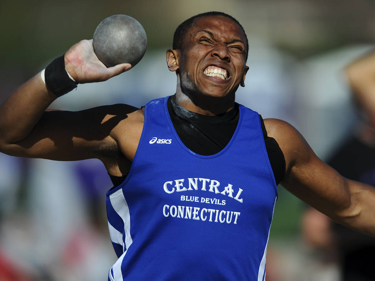 Williams Wins Eastern College Shot Put at Penn Relays