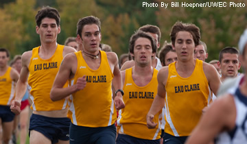 Men's Cross Country Dominates for JV Cup Victory
