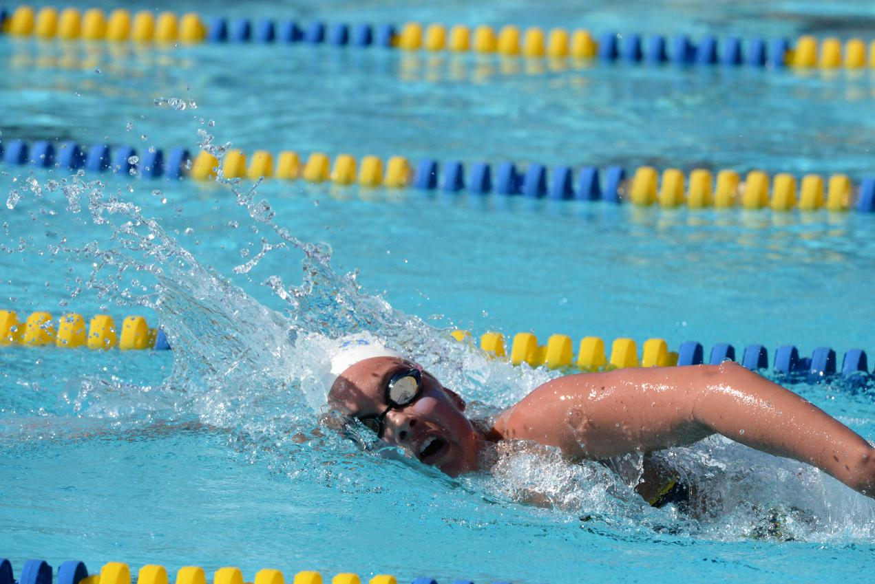 UCSB Victory for Women, Men Narrowly Edged Out in Dual Meet Against UC San Diego