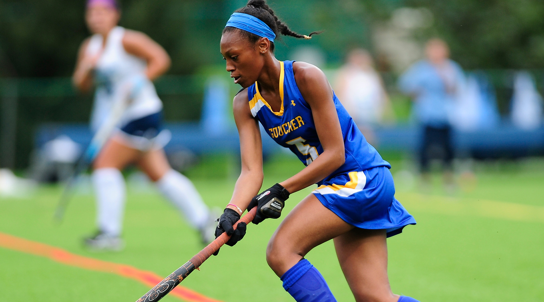 Belin Nets Yet Another Hat Trick, as Field Hockey Knocks Off Immaculata, 6-3