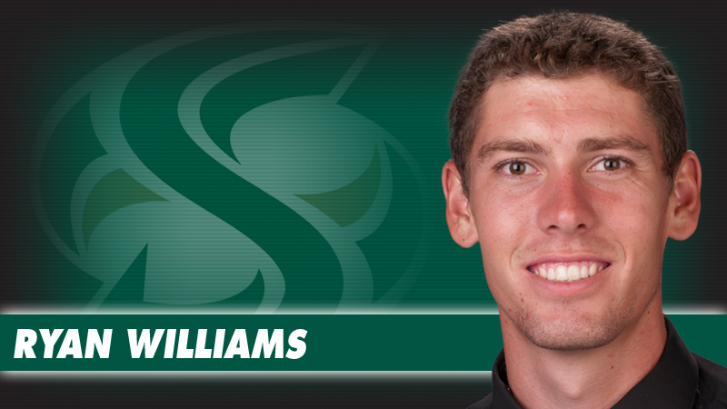 WILLIAMS SHOOTS 70 IN OPENING ROUND OF PACIFIC INVITATIONAL