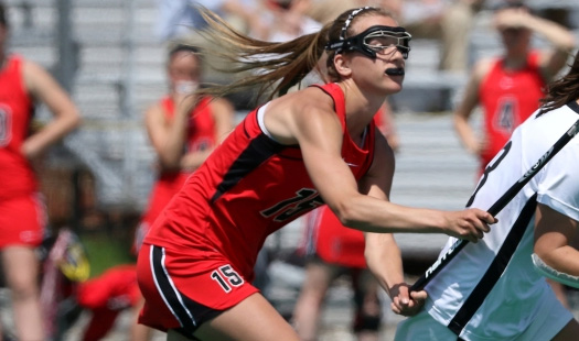 Women's Lacrosse Weekly Report 4/18