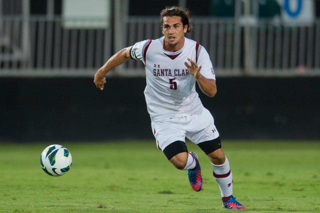 Men's Soccer Travels to Crosstown Rival San Jose State