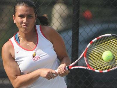 UDC Women's Tennis Win Streak Continues, Taking Down C.W. Post 9-0