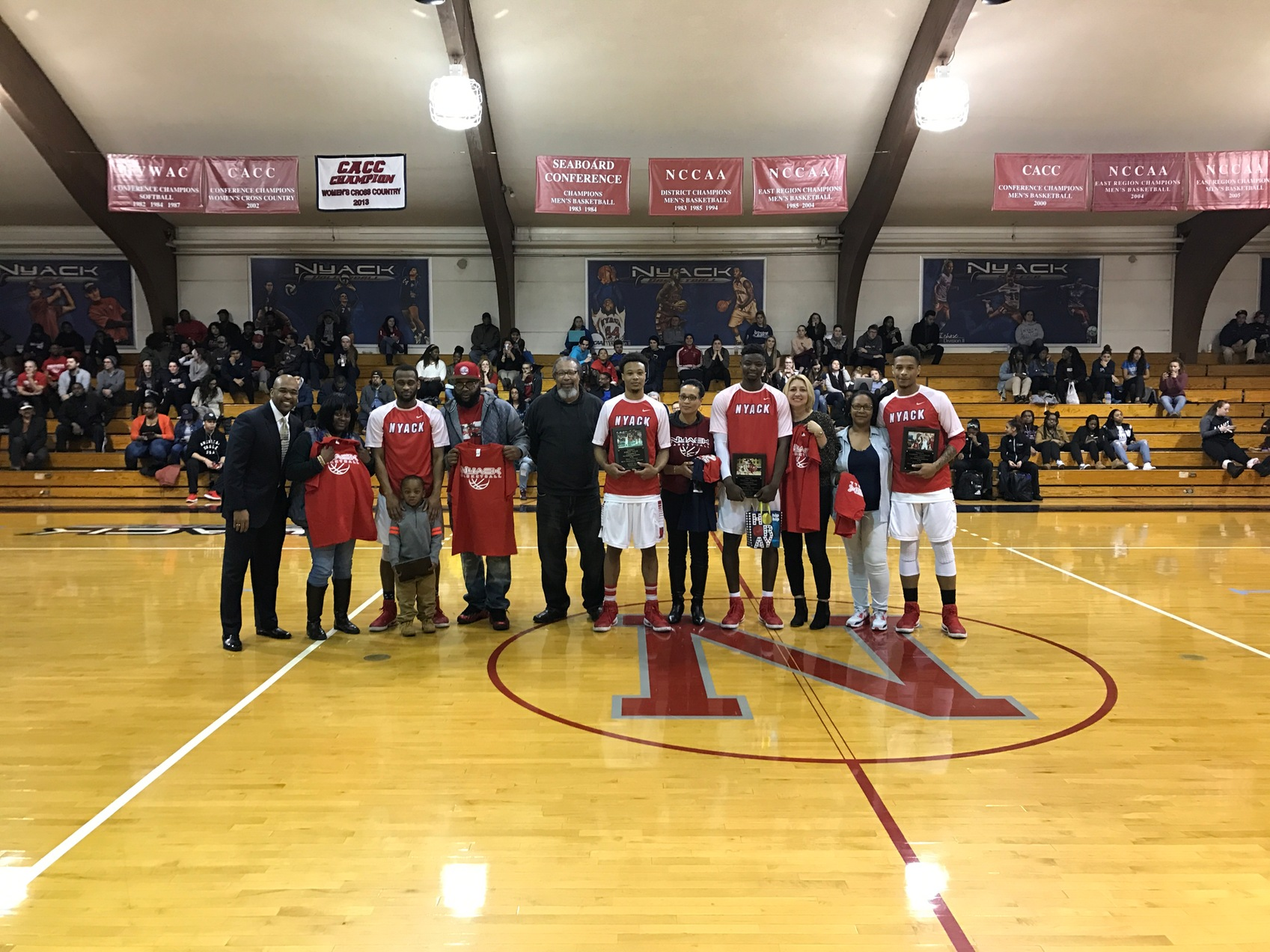 Warriors Close Out Season with Come From Behind OT Win on Senior Night