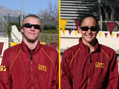 Gannon and Smith Named SCIAC Athletes of the Week