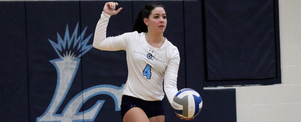 Tiezzi Reaches 1,000 Digs in Five Set Drawback to Bridgewater State