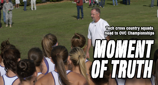 Tech runners prepare for OVC Championships