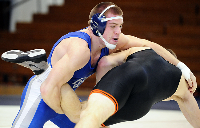 Ely, Fullowan Take Second at Mat Town Open