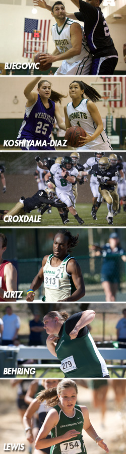 SIX HORNETS EARN NATIONAL STRENGTH & CONDITIONING ALL-AMERICA HONORS