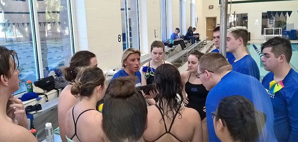 Mariners Set Personal Bests at Brandeis