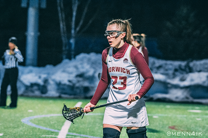 Women's Lacrosse: Lasers roll by Cadets, 15-6