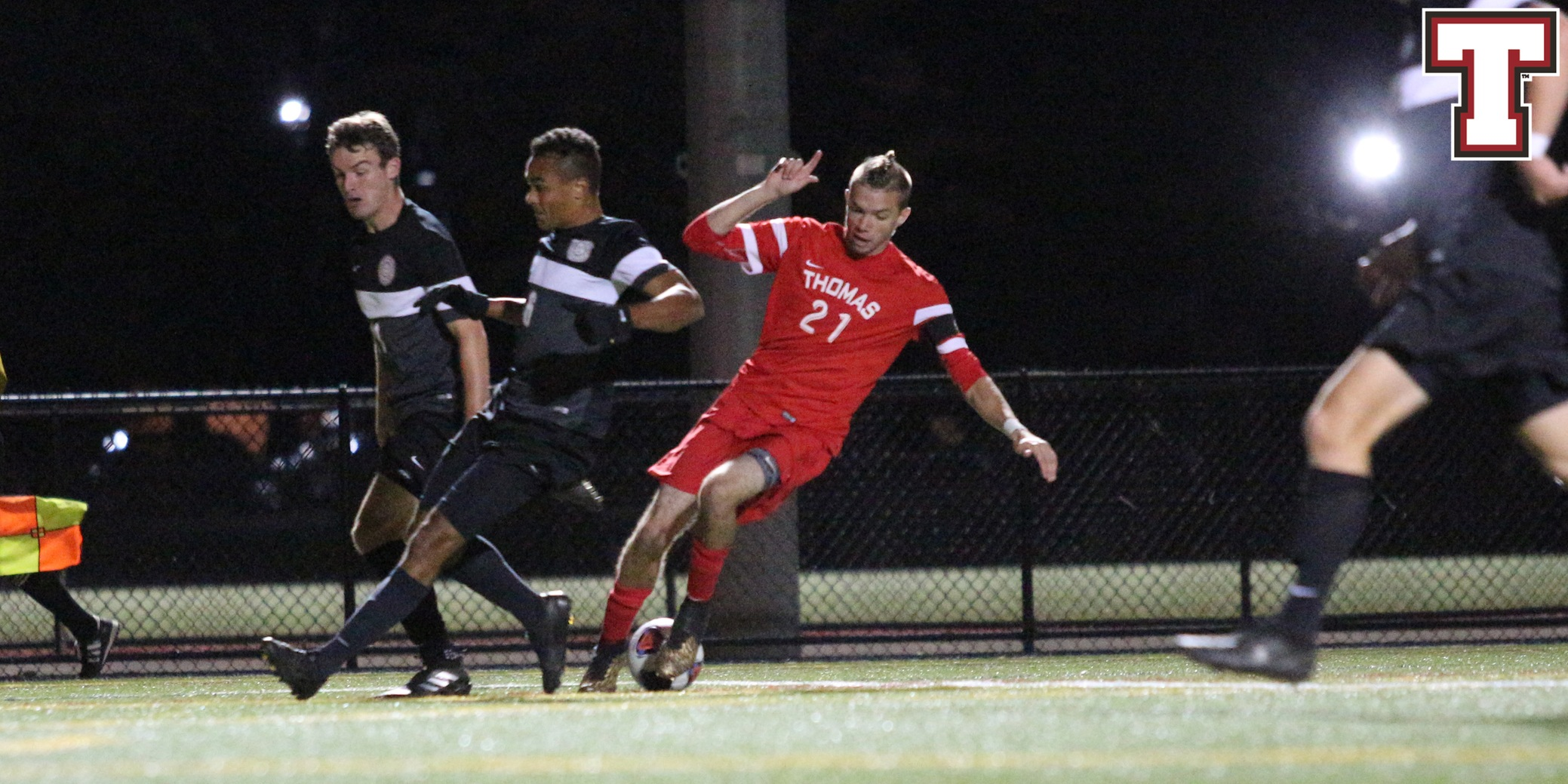 Late Penalty Kick Lifts Southern Maine Past Terriers, 1-0