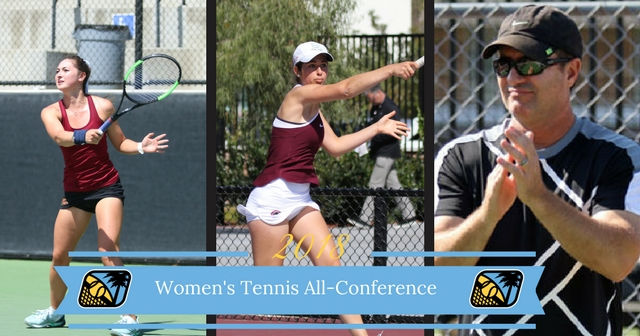 SCIAC Women's Tennis All-Conference Honors Announced