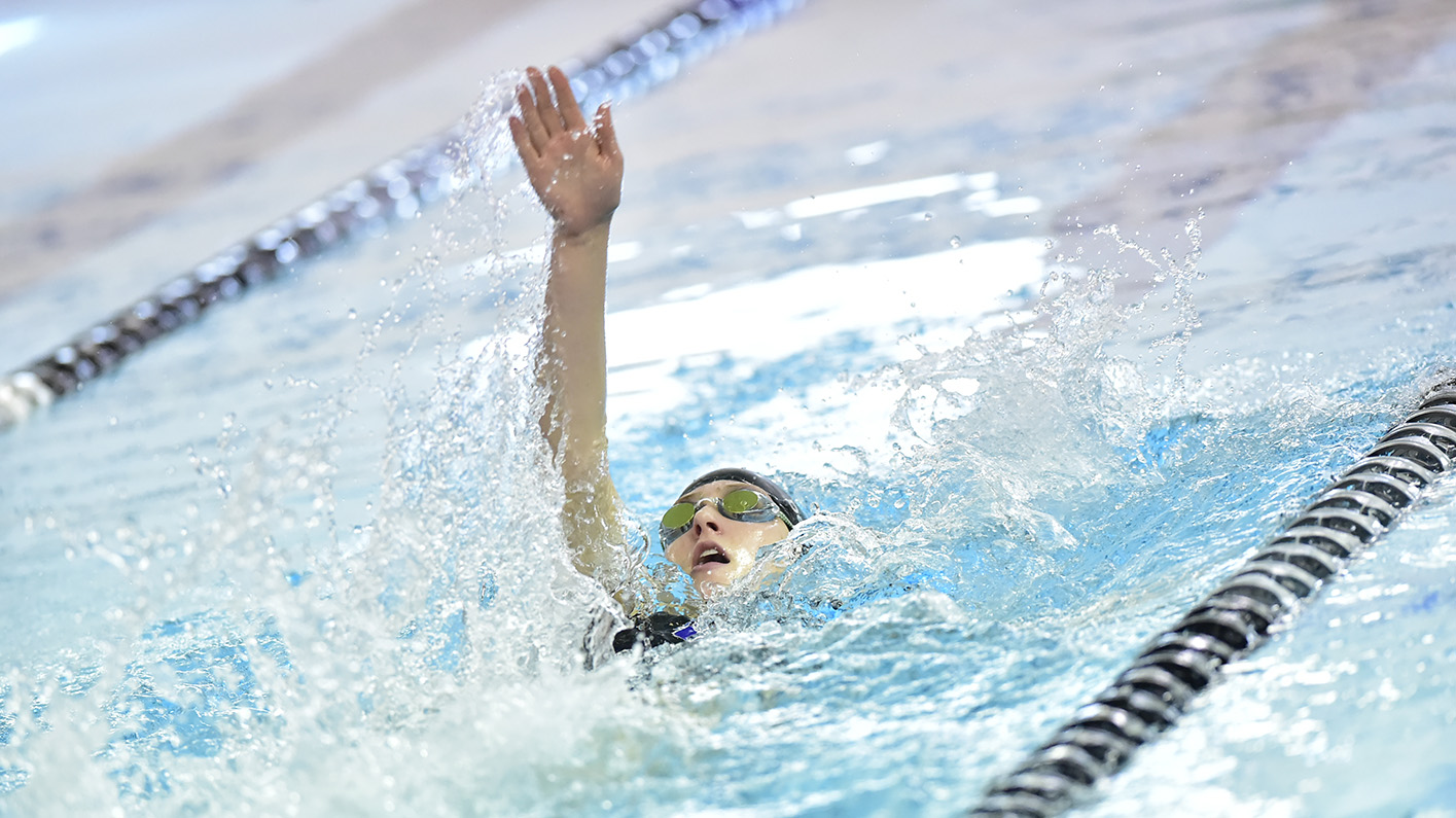 Three Saints notch first-place finishes at Cabrini in first Atlantic East meet