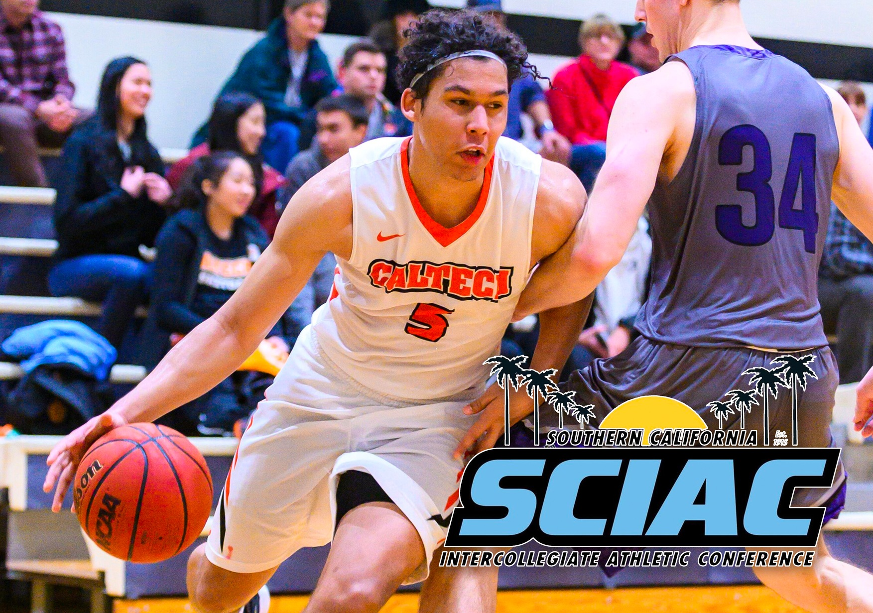 Barnes Named SCIAC Newcomer of the Year