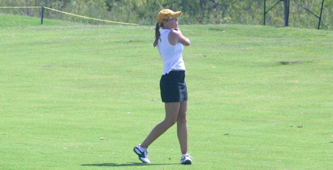 One Stroke Lands Pirates in Second at UT Tyler