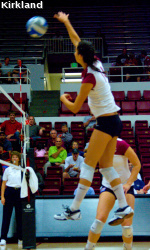 SCU Volleyball Blanks New Mexico State 3-0