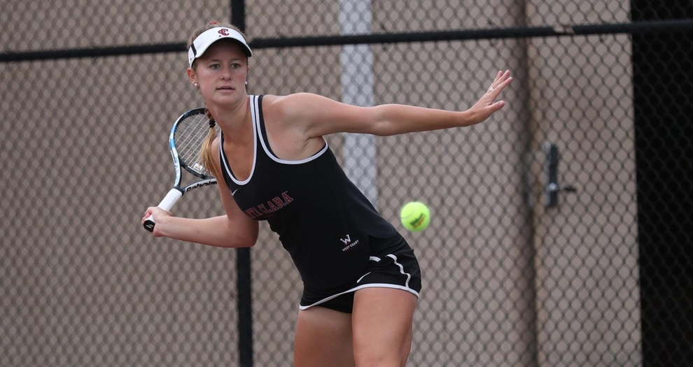 Women's Tennis Travels to LMU and No. 8 Pepperdine to Close Out Regular Season