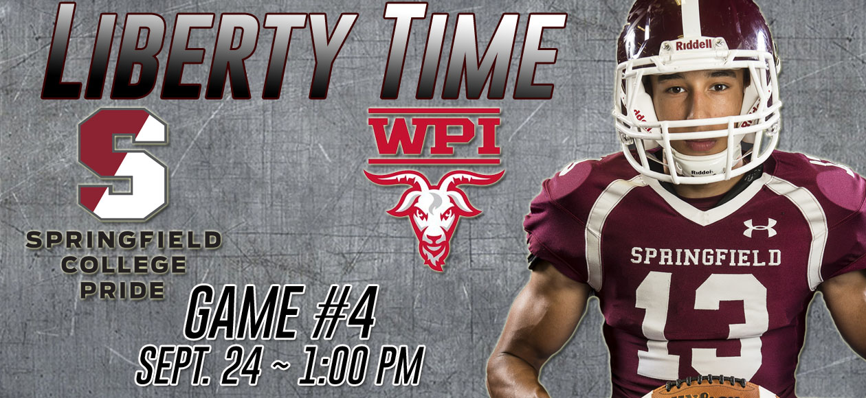 Football Begins Liberty League Slate With WPI on Saturday