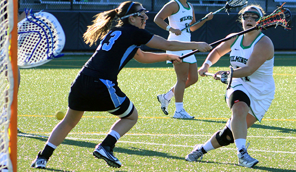 Second Half Spurt Gives Holy Family a 15-8 CACC Victory over Wilmington Women's Lacrosse