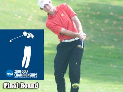 Bulldogs Finish 2010 NCAA Men's Golf Championships Tied For Seventh Place