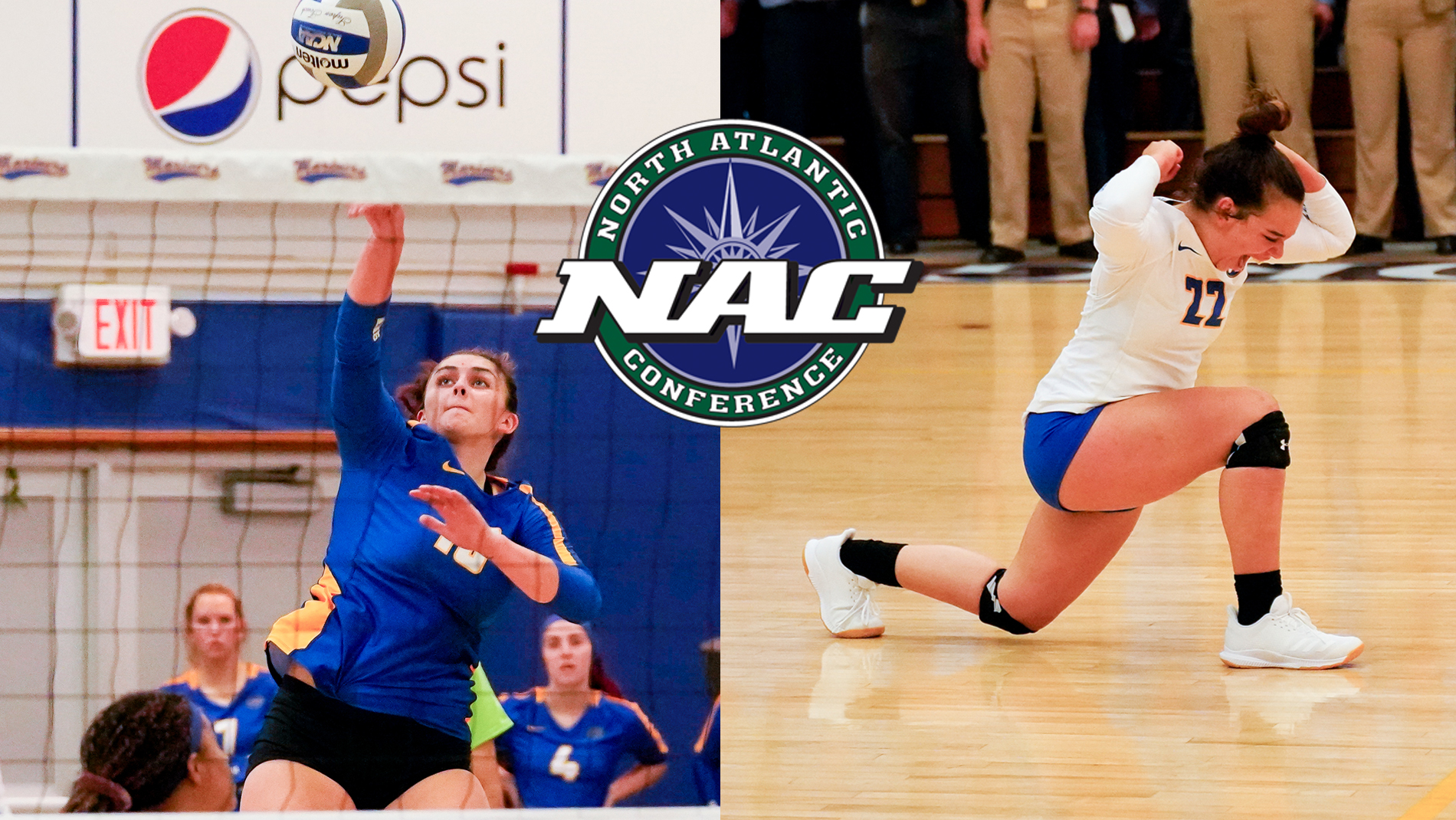 D'Auria and Perez Land NAC Weekly Honors