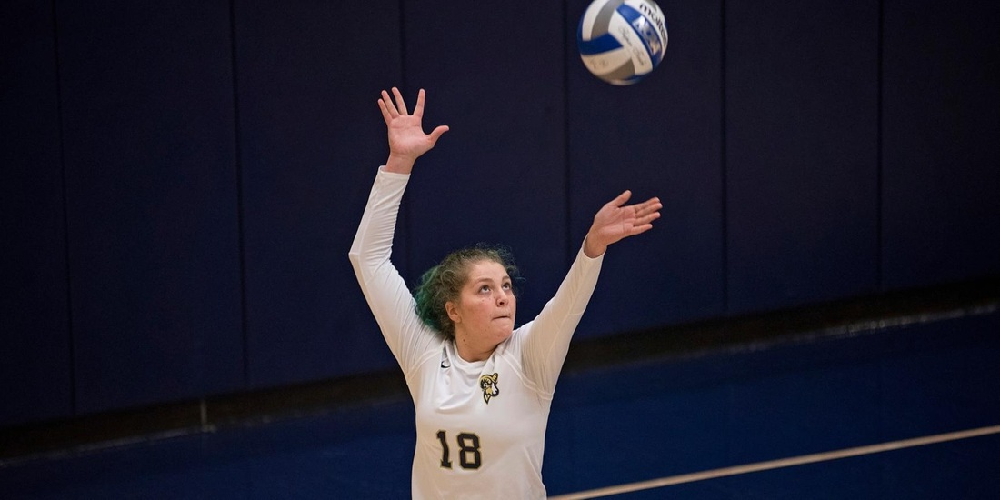 Saturday Showdown Sends Volleyball to Emerson