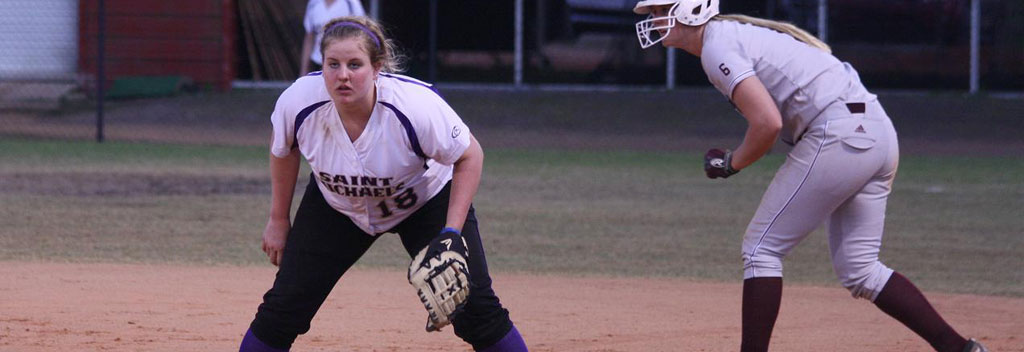 Softball suffers pair of setbacks in NE-10 action