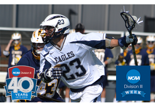 Men's Lax Player Joey Marson Featured in Tuesday's D3 Week Profile