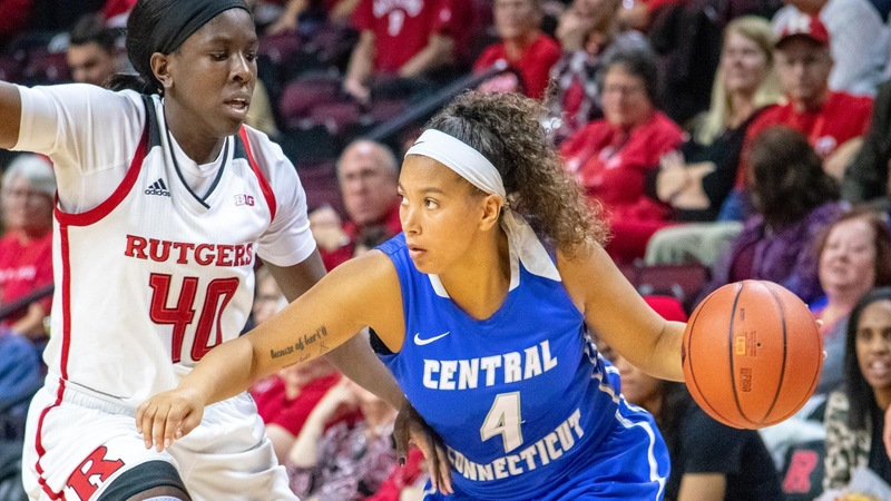 Patterson Scores 1,000th, Rutgers Outlasts Blue Devils 73-44, Tuesday
