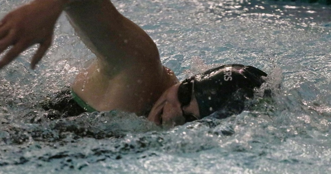 Women's Swimming Wins Seven Events in Close Loss to Ohio Northern
