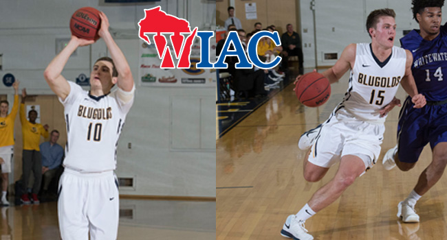 Blugolds earn WIAC honors