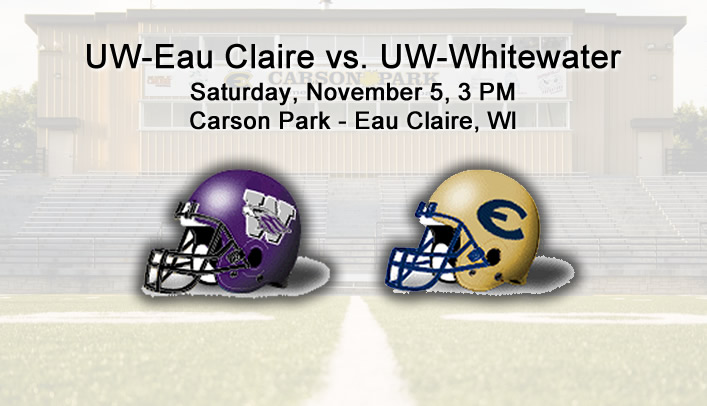 Football Preview: UW-Eau Claire vs. UW-Whitewater