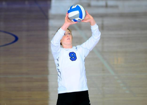 Volleyball Sweeps Tournament
