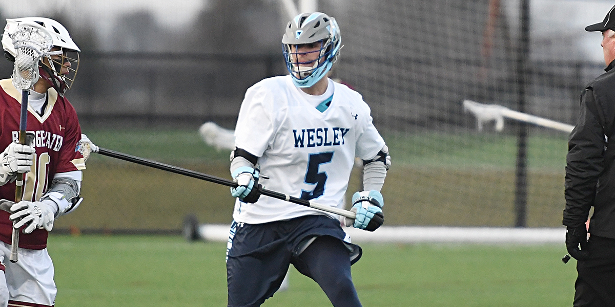 Methodist downs men's lacrosse