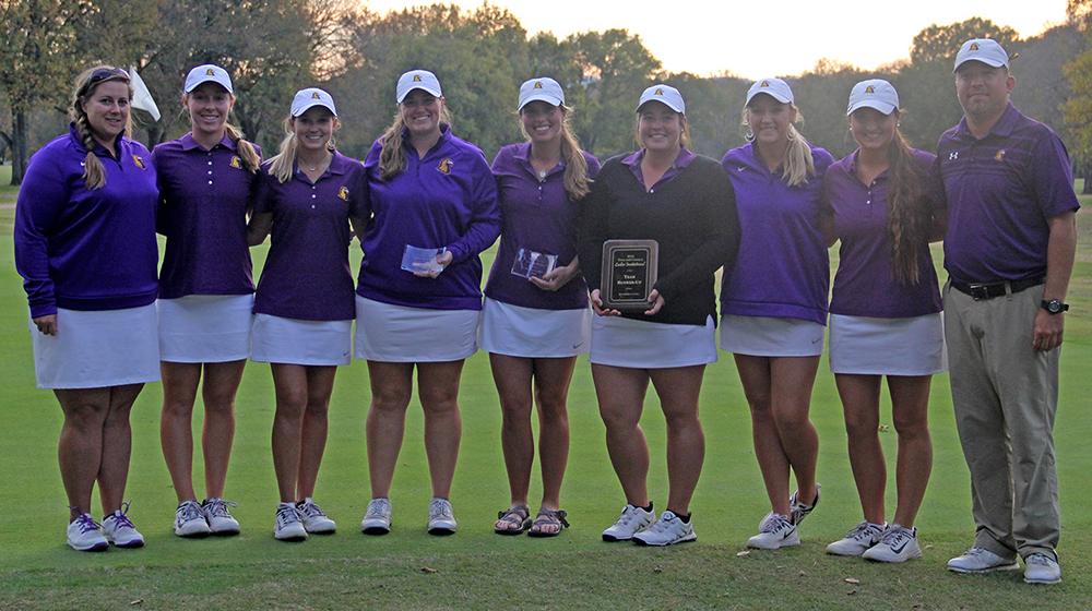 Golden Eagles end fall with runner-up finish at Town and Country Invitational