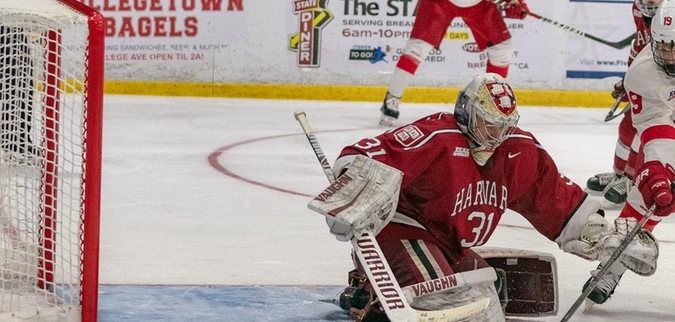 Regush's late goal lifts Cornell over Colgate