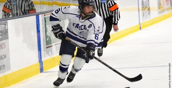 Women's Hockey concludes Minnesota trip with setback versus St. Catherine