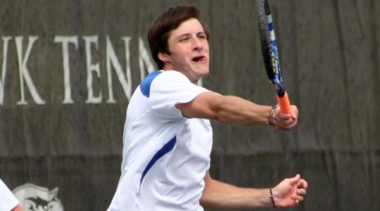 CUW shut out in singles play at USTA/ITA Regionals